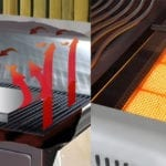 Convection & Infrared BBQ grills