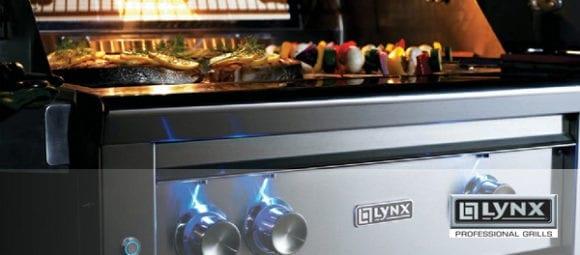 LYNX BBQ GRILL