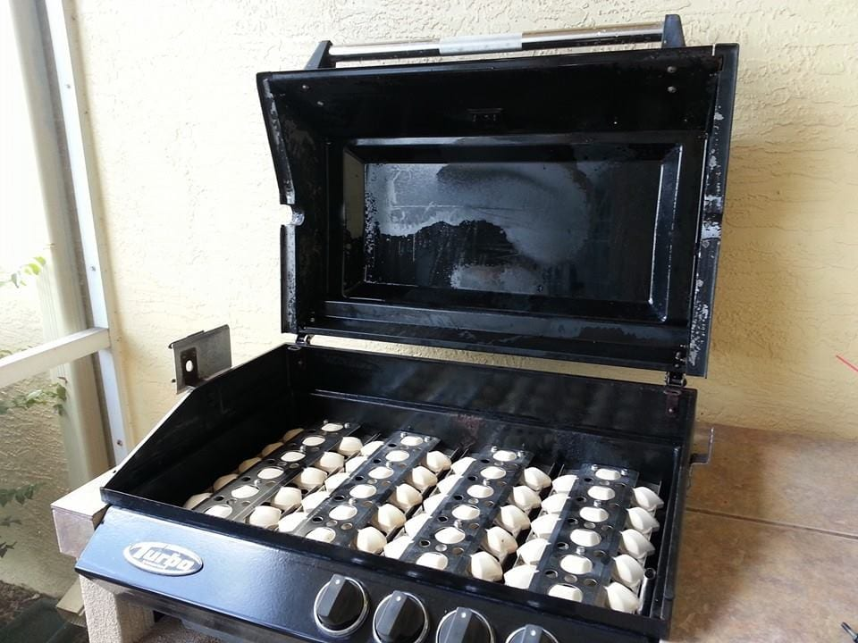 refurbished bbq grill