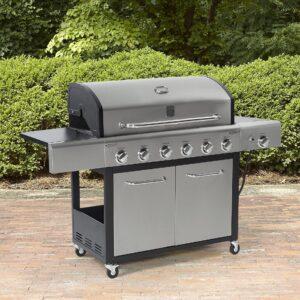 6 Burner BBQ Grill