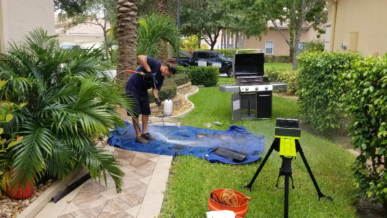 bbq grill cleaning delray beach fl grill tanks plus