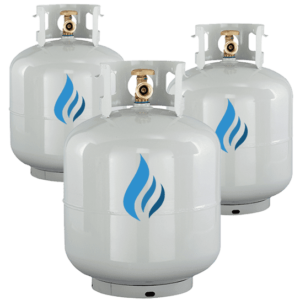 Grill tanks plus Propane Tanks