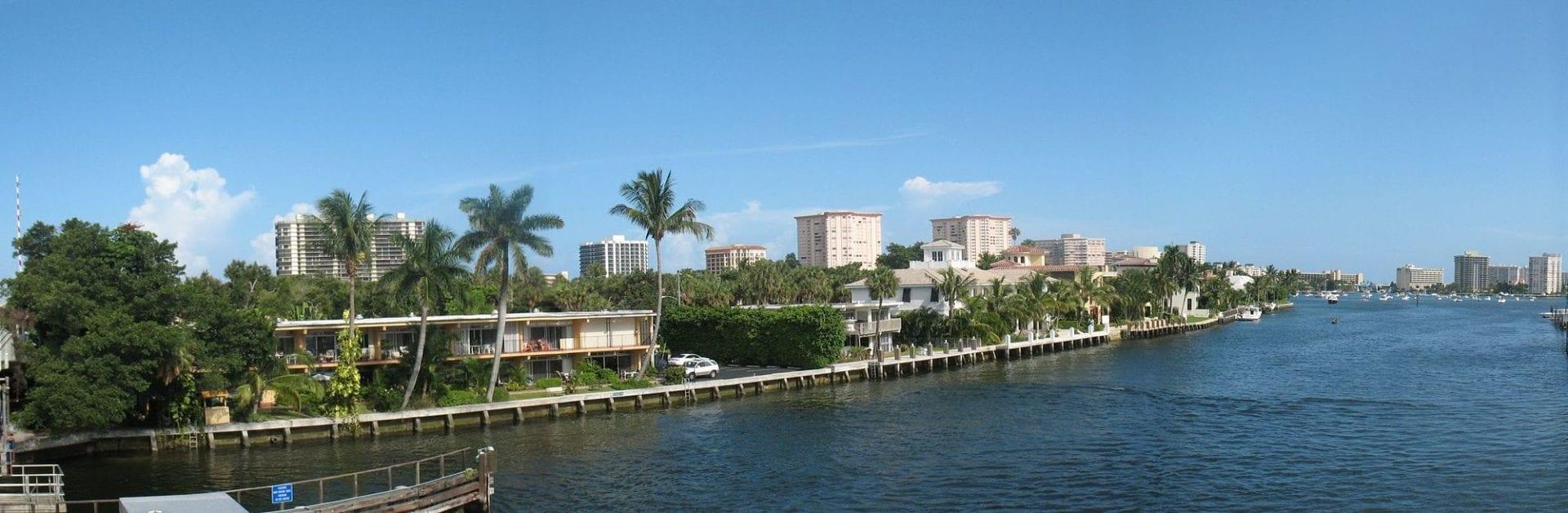 Boca Water way
