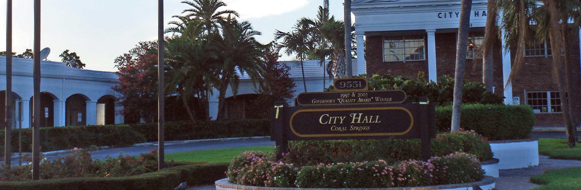 Coral Springs City Hall