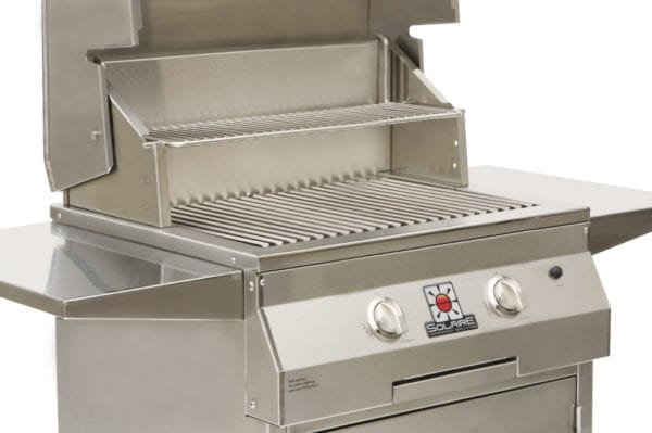 solaire bbq grill