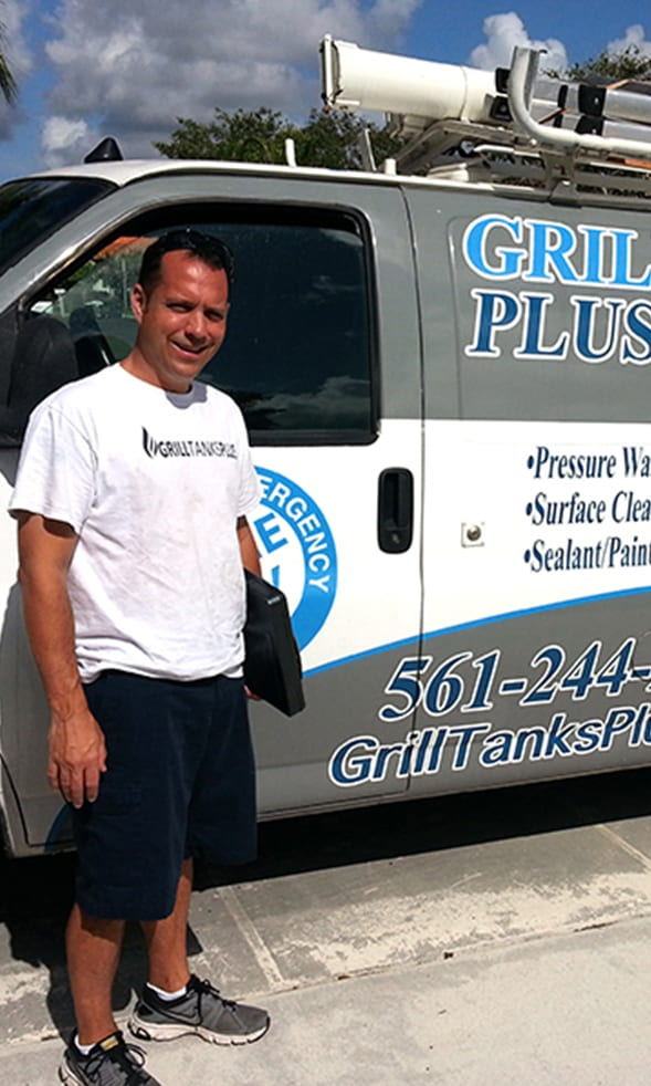 Why Grill Tanks Plus