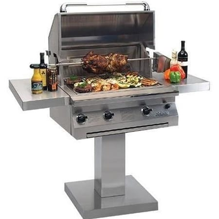Solaire BBQ Grill with Rotisserie