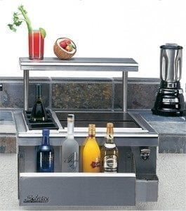 24″ Bar Tending Center