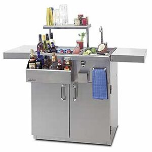 "30"" Bar Tending Center"