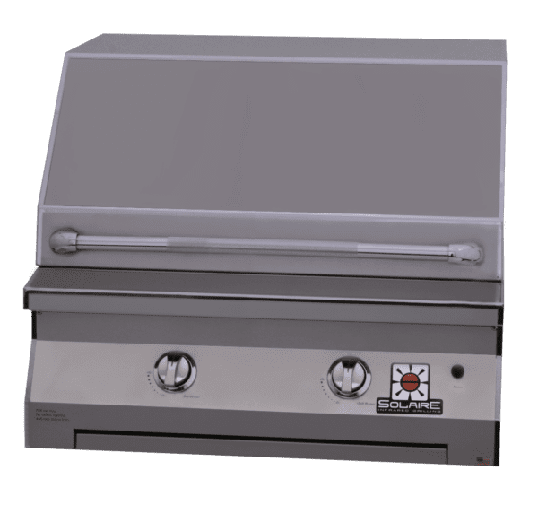 Soalire Built in 30 inch bbq grill