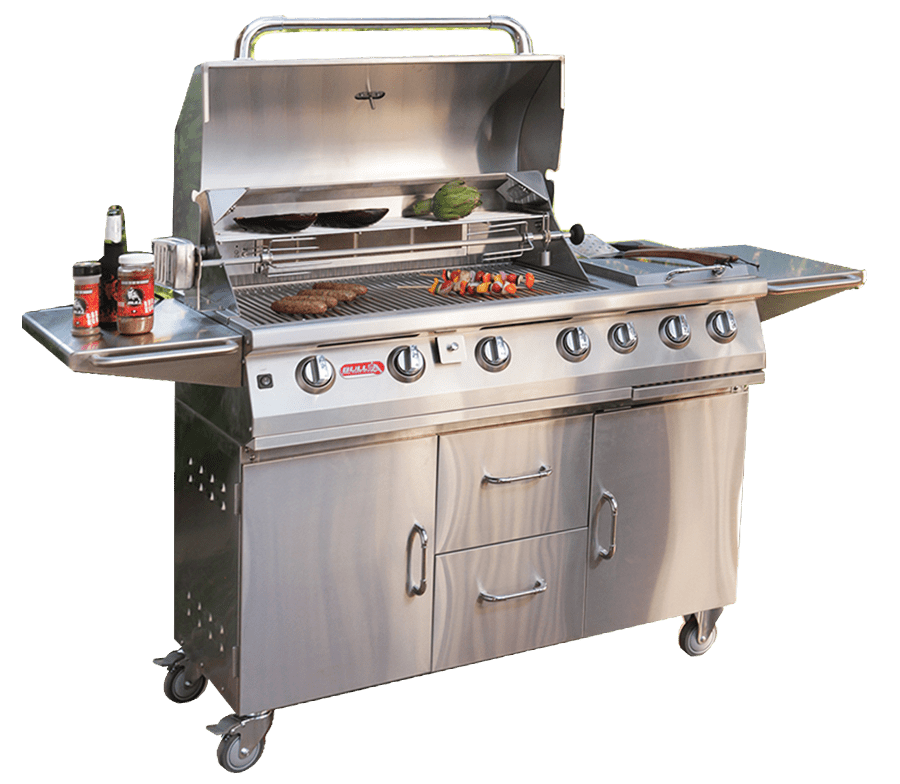 Image of a Bull BBQ Grill