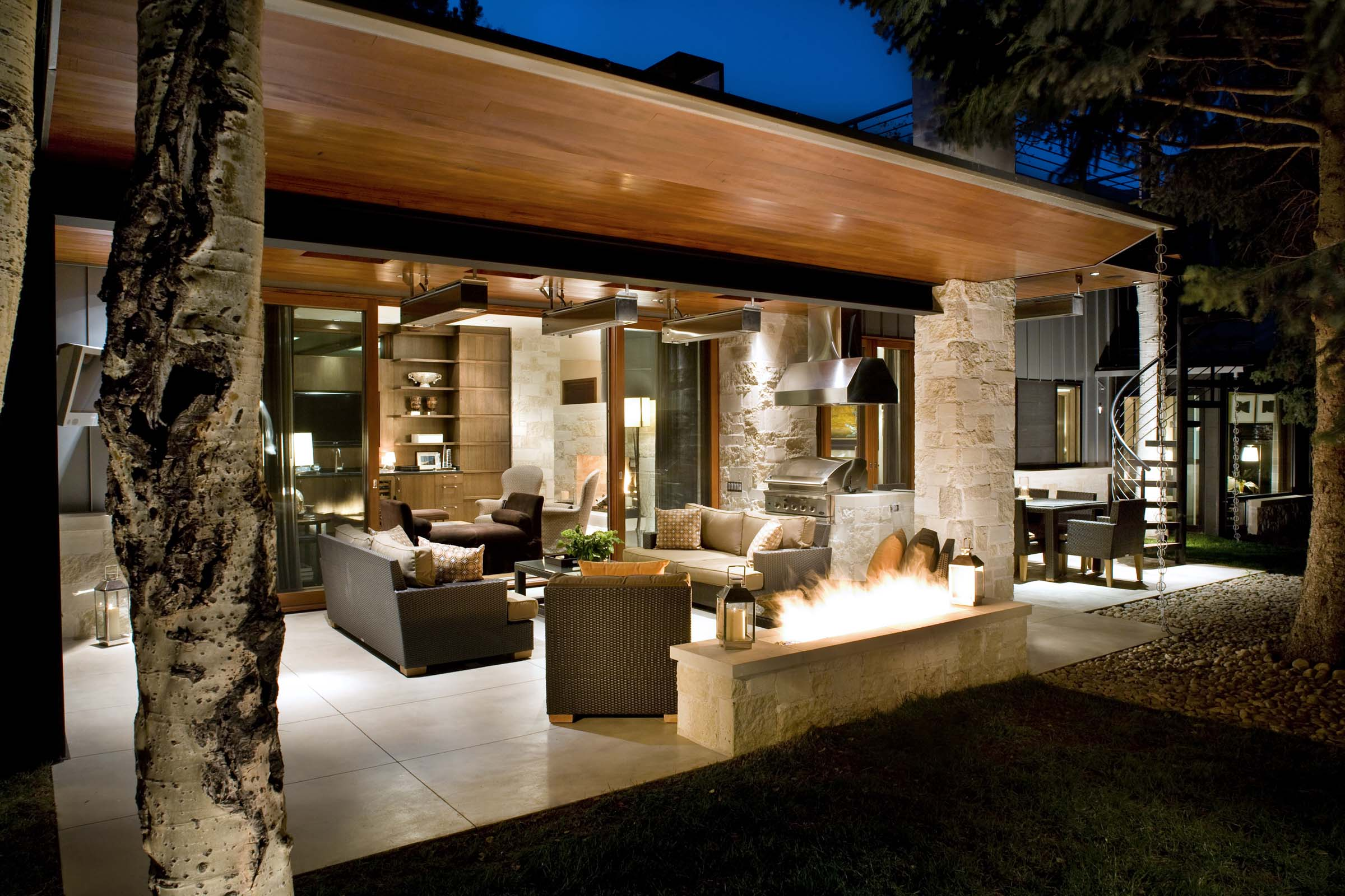 RTF Systems Outdoor Kitchen image