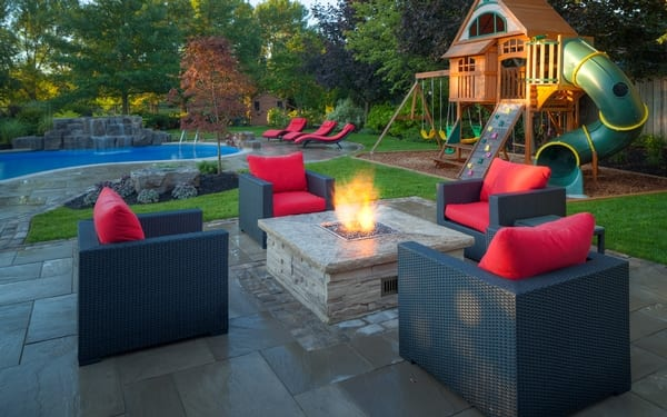 Gas Burners & Fireplaces & Fire Pits