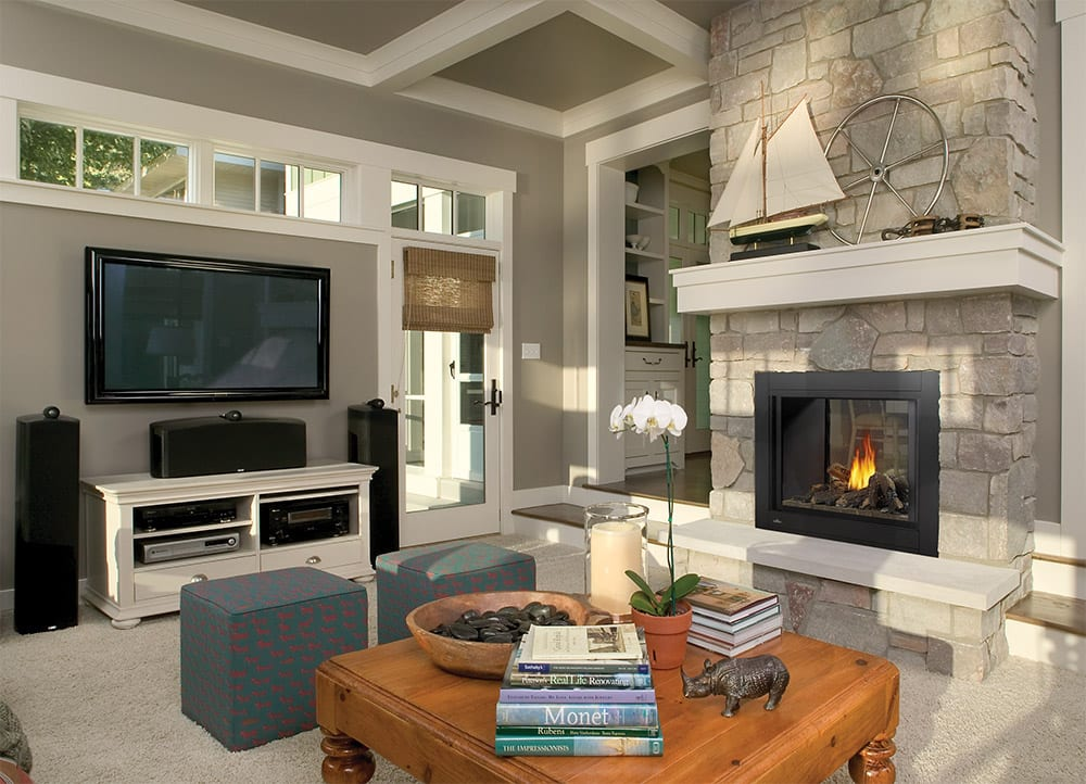 Napoleon Fireplaces - Lifestyle Living Room