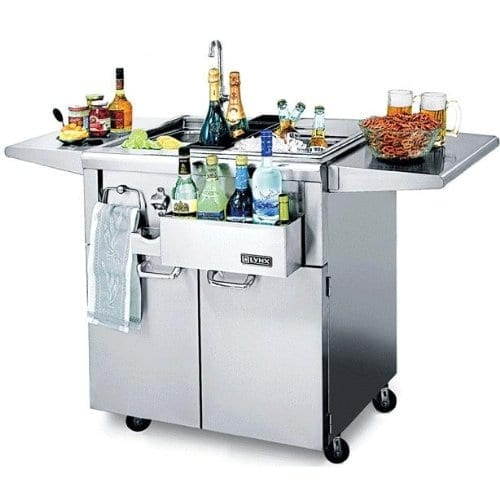 Lynx Grills Outdoor Free Standing Cocktail Station