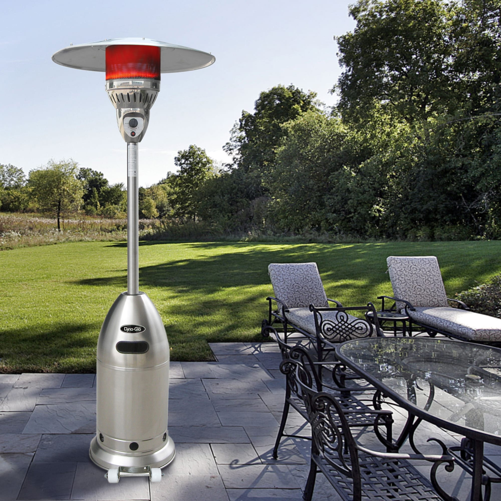 Patio Heater Repair Near Me