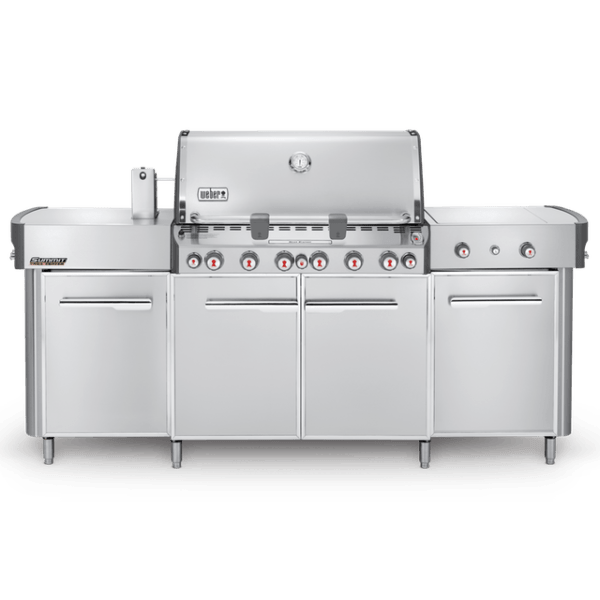 Summit® Grill Center Stainless Steel