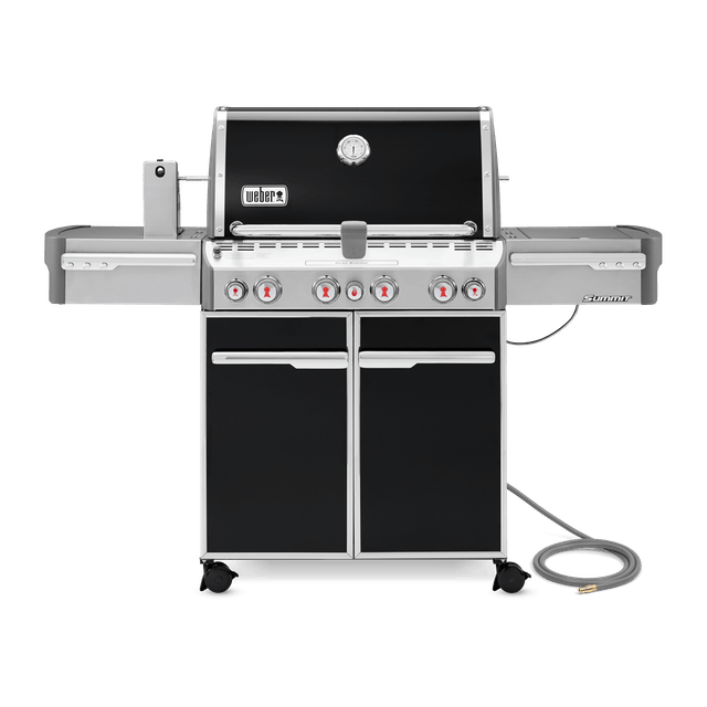 Weber Summit® E-470 Gas Grill (Natural Gas)