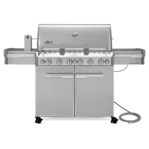 Weber Summit® S-670 Gas Grill (Natural Gas)