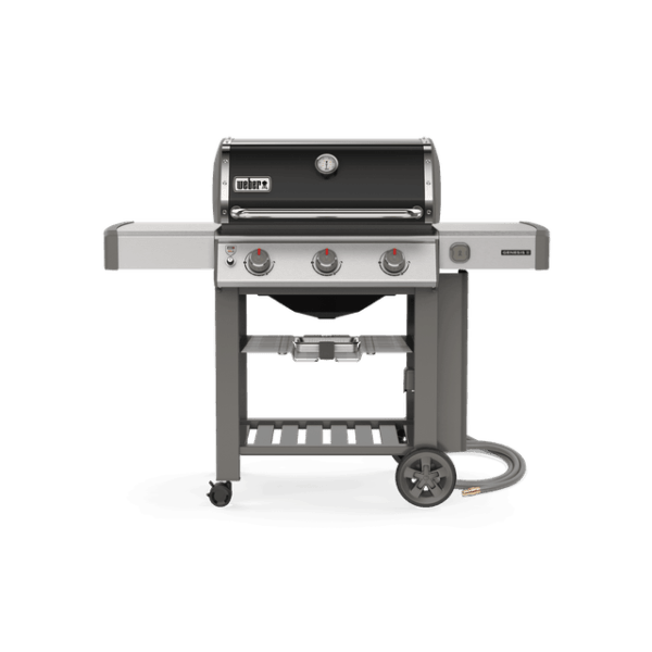 Genesis® II E-310 Gas Grill Black (Natural Gas)