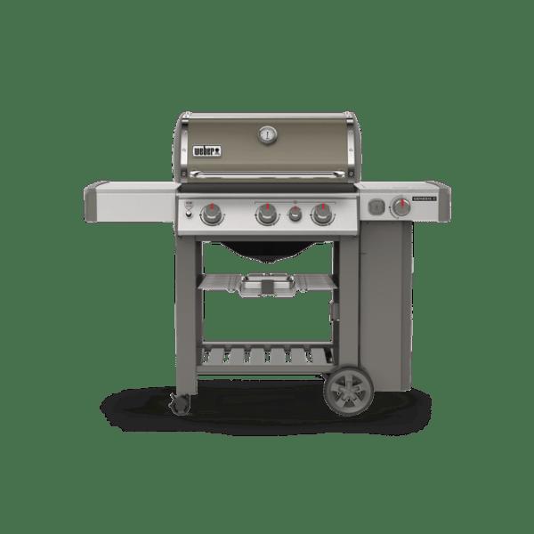 Weber Genesis® II E-330 Gas Grill Smoke