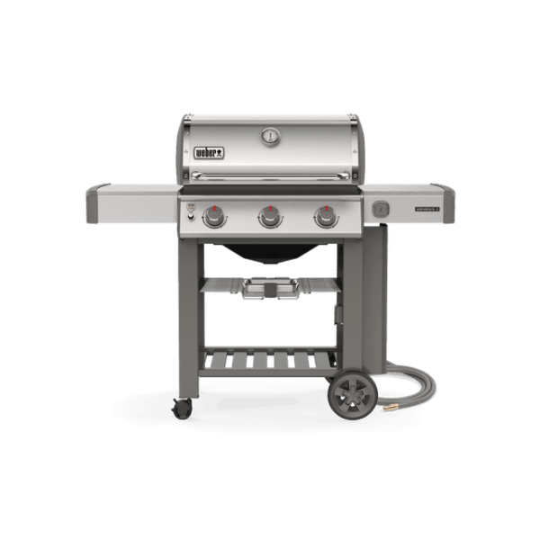 Weber Genesis® II S-310 Gas Grill Stainless Steel (Natural Gas)