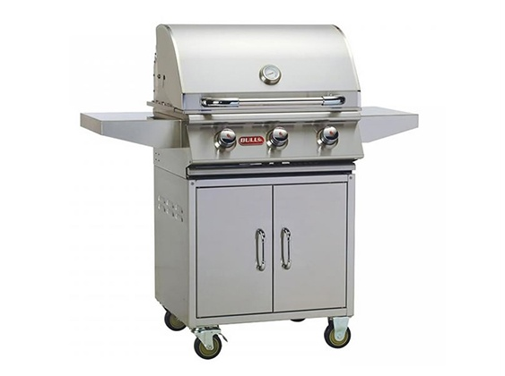 35 Inch Or Less Cart Grill Clean