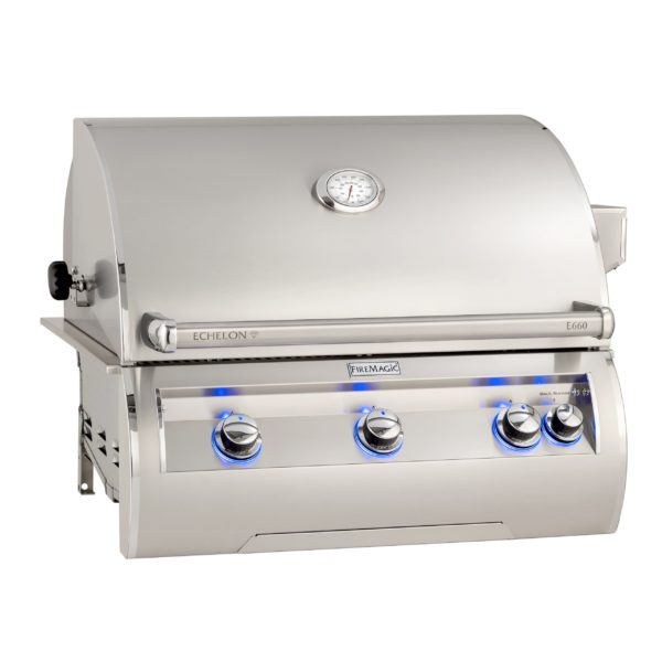 BUILTIN BBQ GRILL CLEANING
