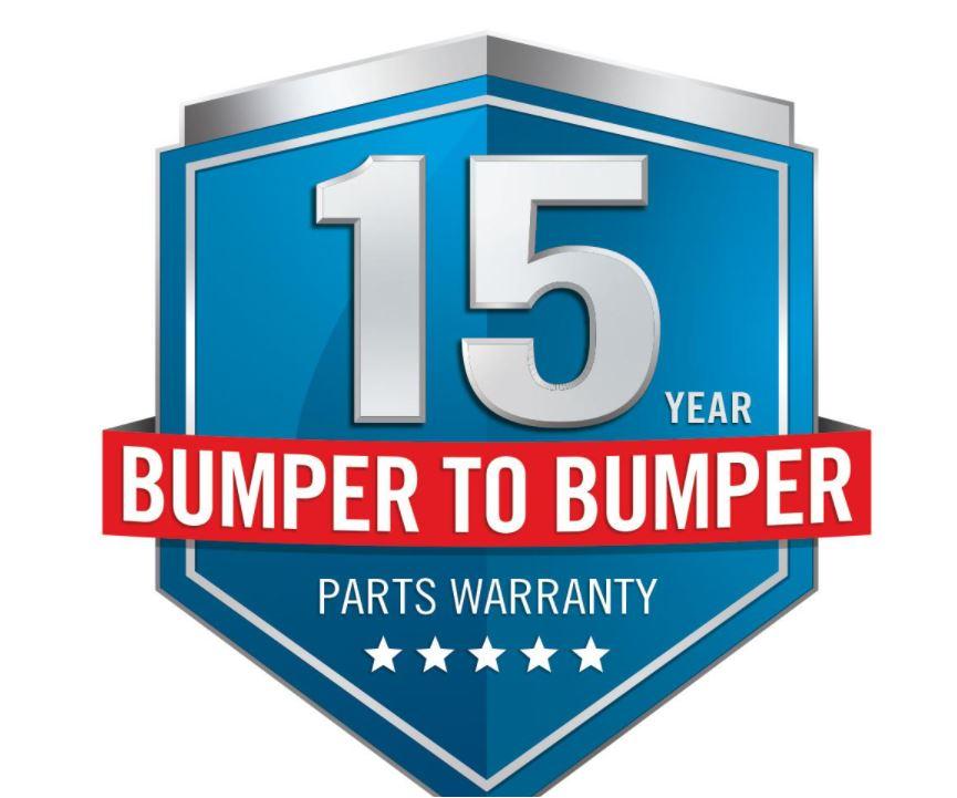 15 Years Bumper to Bumper