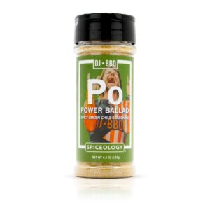 Spiceology - Power Ballad - Spicy Green Chile Seasoning