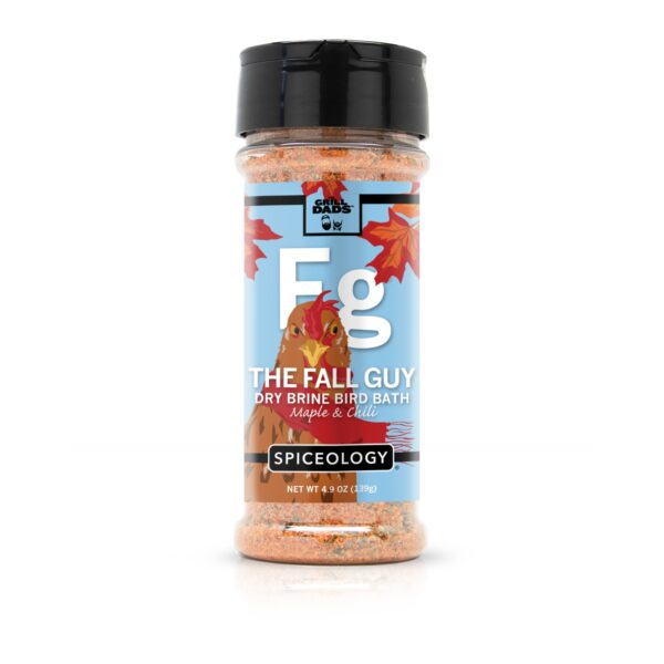 The Grill Dads - The Fall Guy Dry Brine - Spiceology brought to you by Palm Beach Grill Center