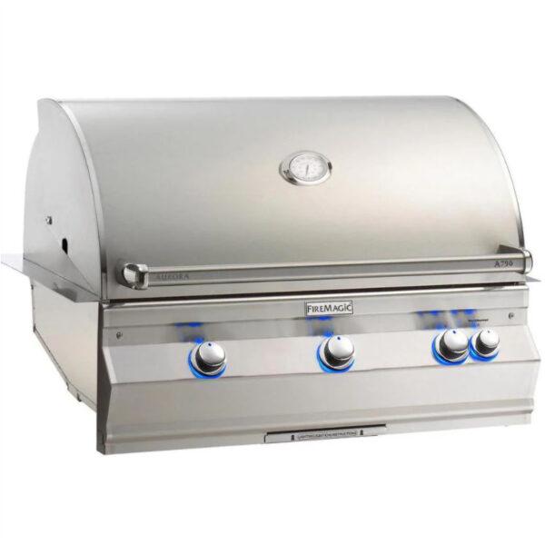 Fire Magic Aurora A790I 36-Inch Built-In Natural Gas Grill
