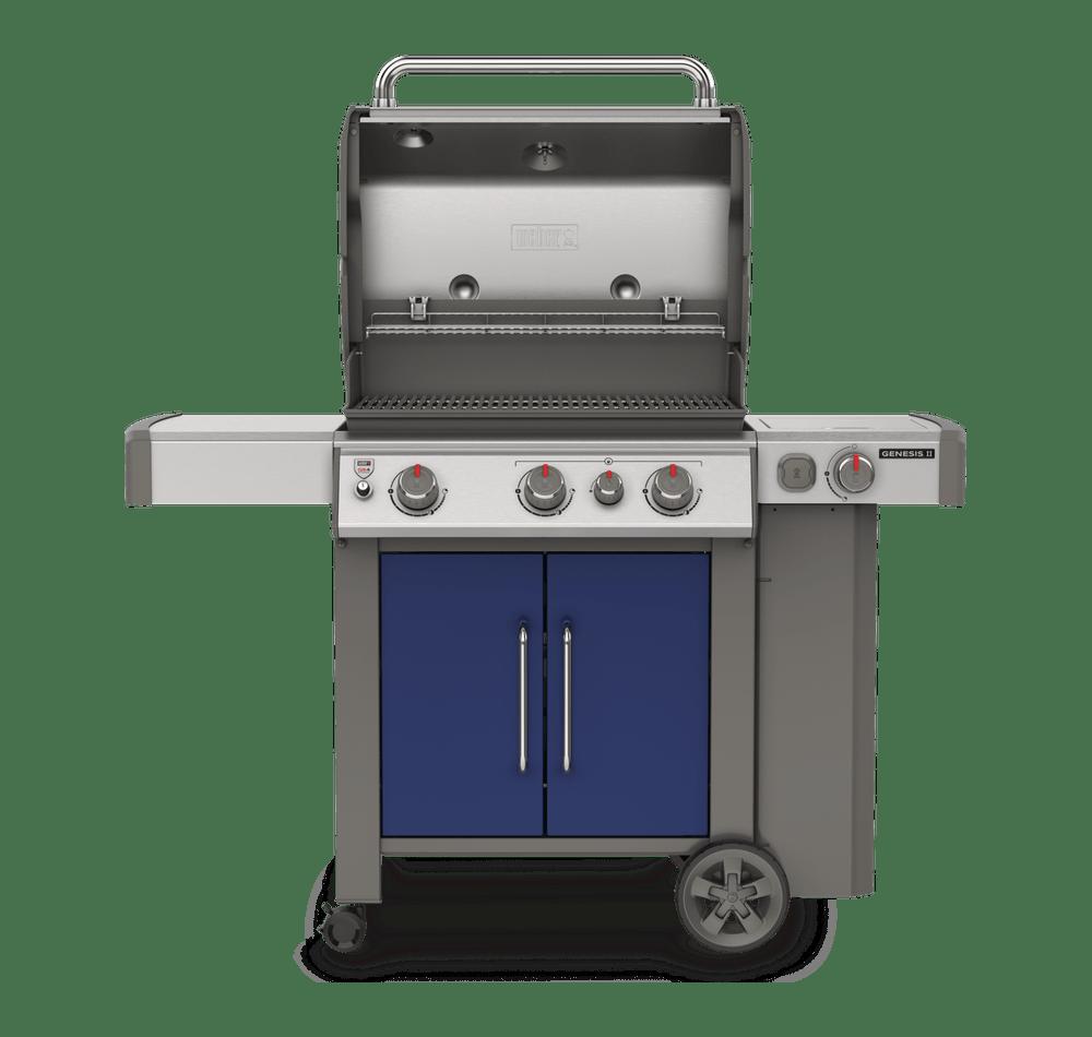 Genesis II E-335 3-Burner Propane Gas Grill