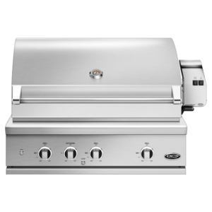 "Grills 36"" Series 9 Rotisserie and Charcoal Grill"