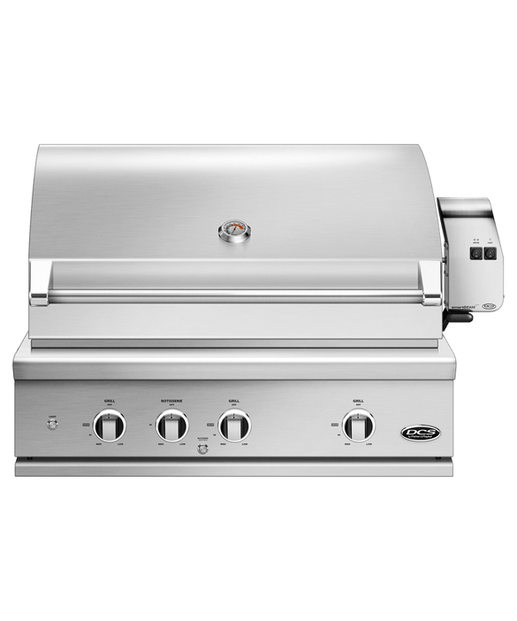 """Grills 36"""" Series 9 Rotisserie and Charcoal Grill"""