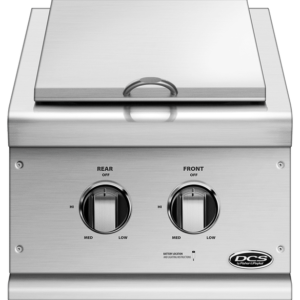 14 Series 7 Double Burner from DCS