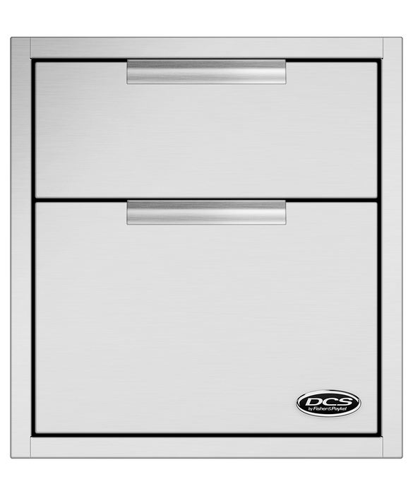 DCS 20 Tower Drawer Double