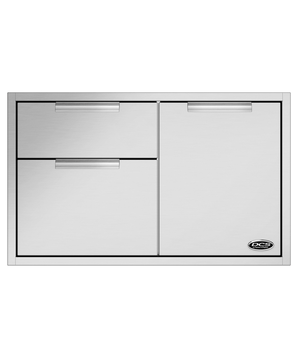 DCS 36 Access Drawers