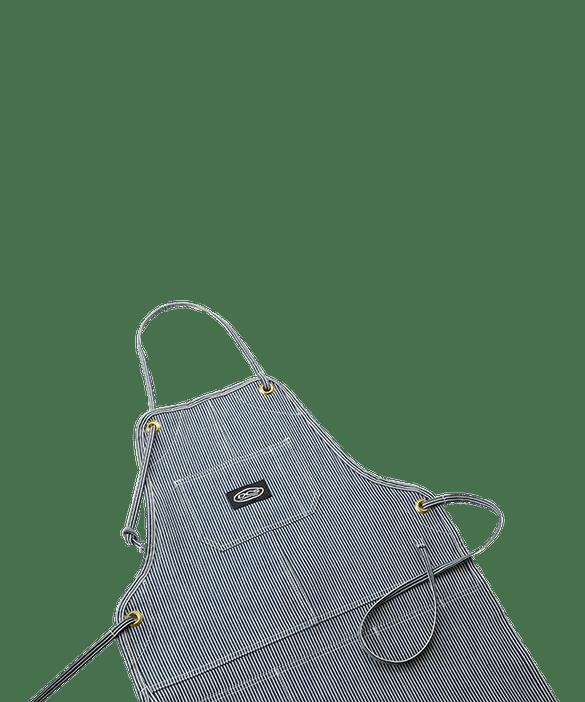 DCS Premium Hickory Stripe Apron