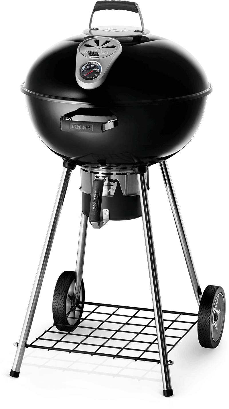 Beautiful Charcoal Kettle by Napoleon 22