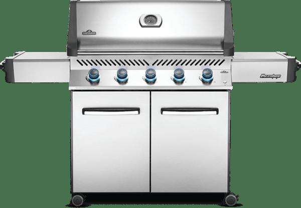 Prestige® Series P500RSIB Gas Grill