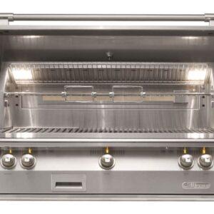 Alfresco 42 Built-In Grill 3 Burner Rotis