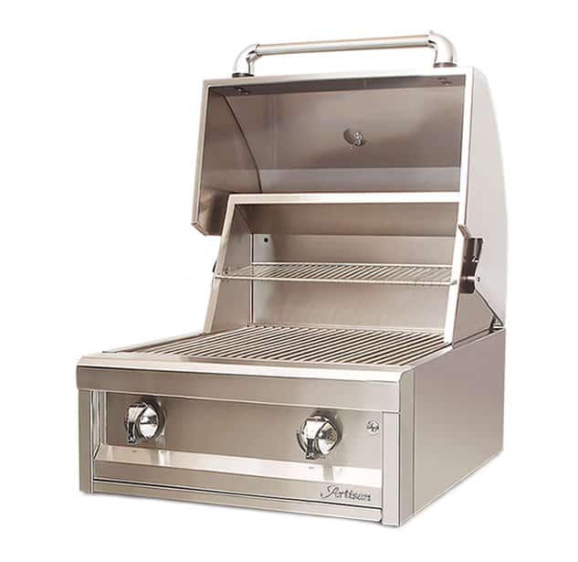 "Alfresco Grills Artisan American Eagle 26"" Built-in Grill"
