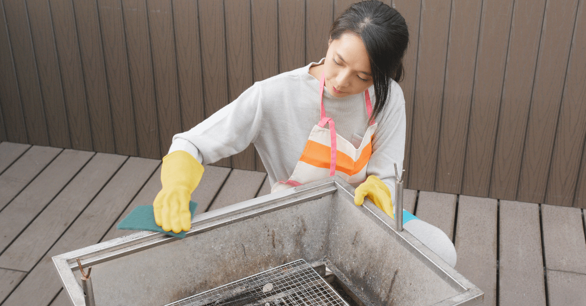 best-grill-cleaning-methods