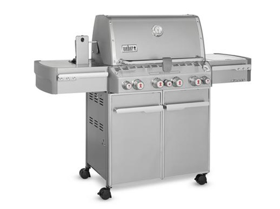 36 Inch Or More BBQ Grill Clean